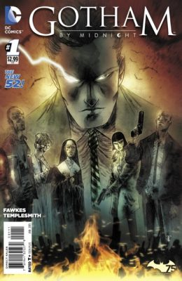 Writer: Ray Fawkes Artist: Ben Templesmith DC Comics