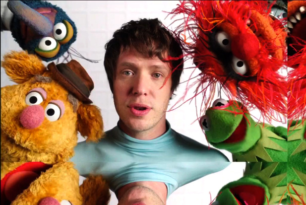 Video of the Day: OK Go Gets Muppety
