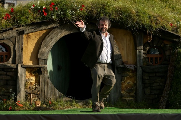 Peter Jackson to Get Star on Walk of Fame
