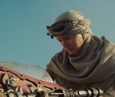 Krypton Radio First Look: 'Star Wars: The Force Awakens'