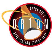 Orion EFT1 Logo
