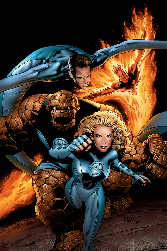 'Fantastic Four': A Flaming Flop?