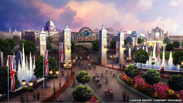 BBC Theme Park to Feature 'Doctor Who,' 'Star Trek'