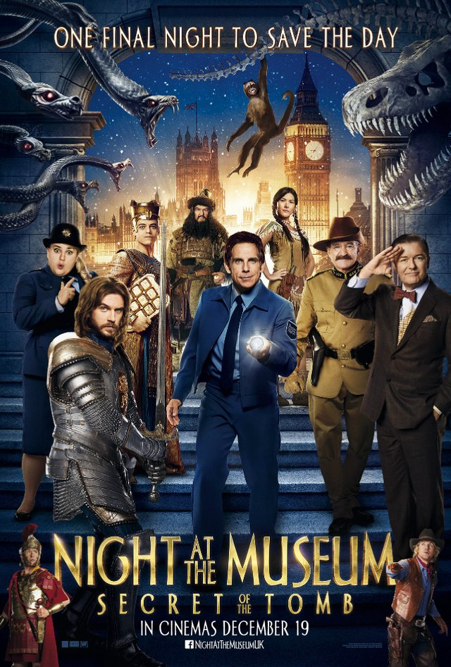 Night At The Museum Secret Of The Tomb – Night at the Museum Secretul Mormantului (2014)