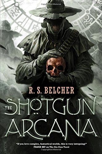On 'The Event Horizon': R. S. Belcher Discusses 'The Shotgun Arcana'