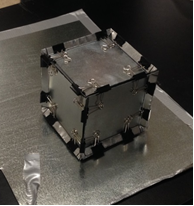 A conceptual model of the Team Ares radiation experiment.