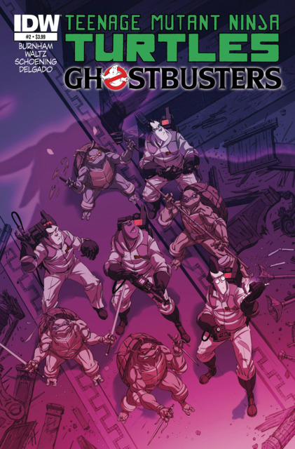Writers: Erik Burnham and Tom Waltz Artists: Dan Schoening and Luis Antonio Delgado IDW PUBLISHING