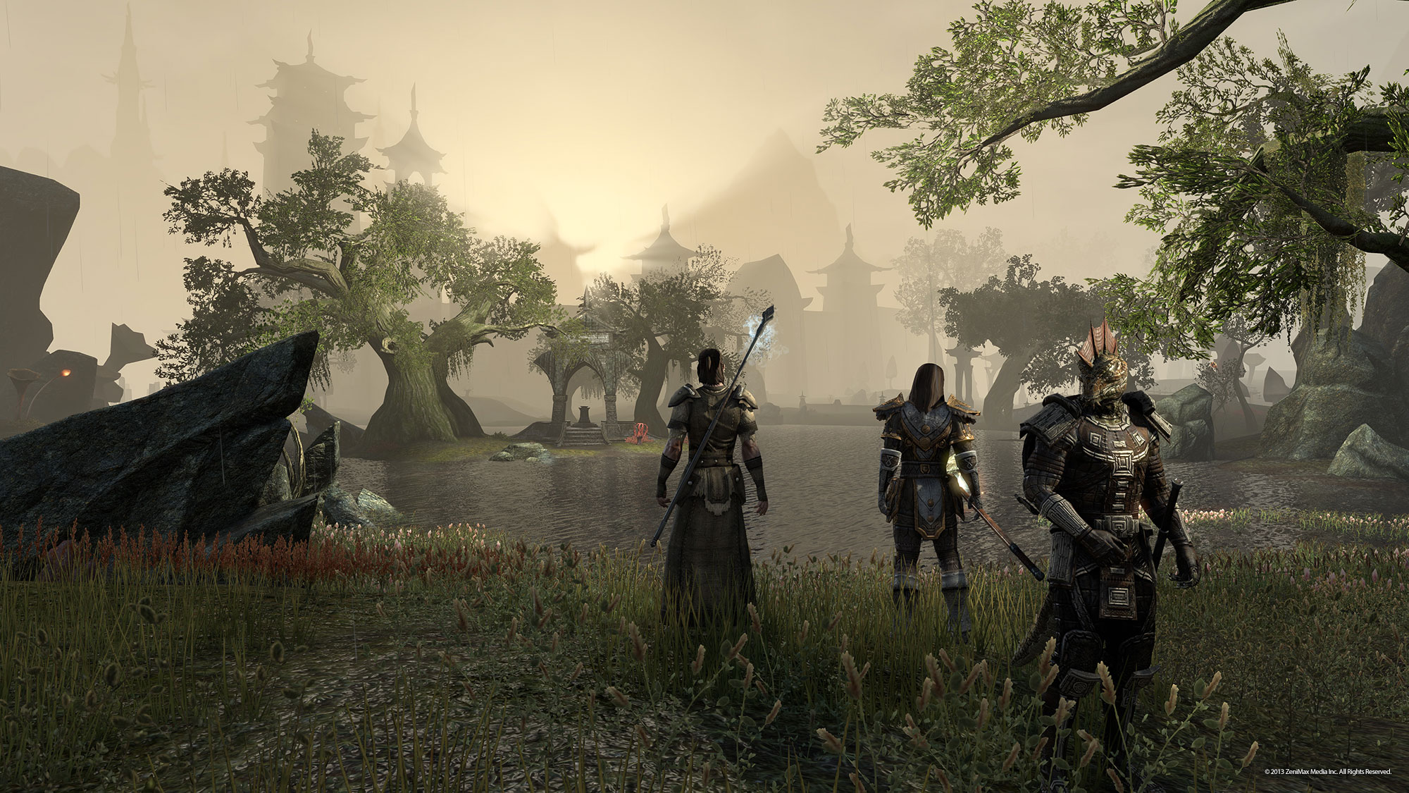 'Elder Scrolls Online' Goes Free-to-Play