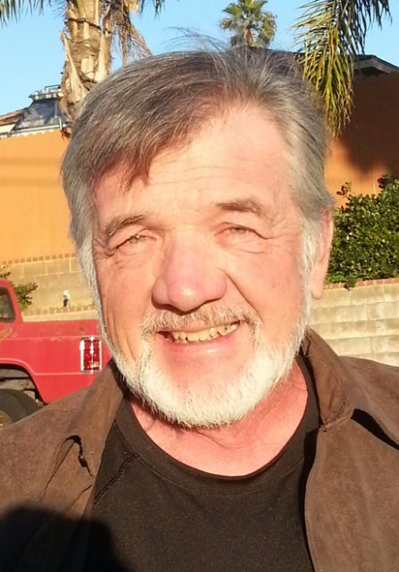 George Wassil, creator of the award winning graphics novel, 'Oh, Hell'