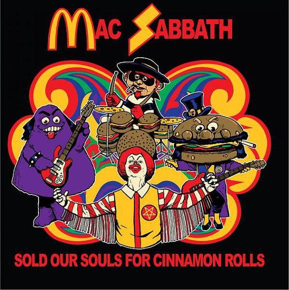 Video of the Day: Mac Sabbath's 'Frying Pan'