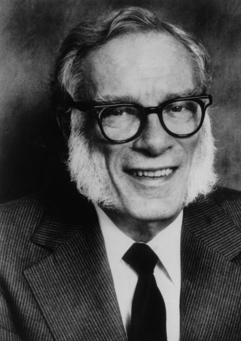 Remembering Isaac Asimov