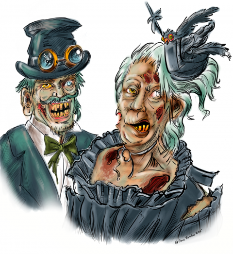 steampunk zombies800
