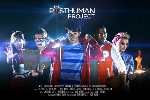 'The Posthuman Project' Wins GeekFest Best Feature