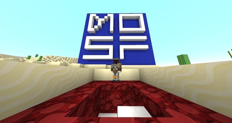 Sci-Fi Museum's Shiny New Minecraft Server