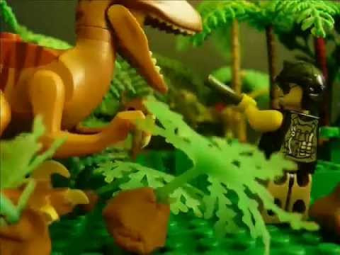 Video of the Day: LEGO 'Jurassic Park'