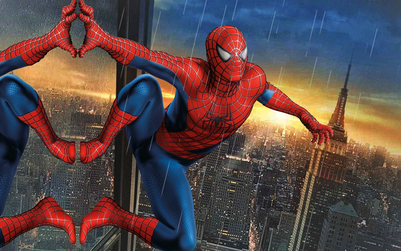 Animated Spider-Man Movie On Its Way for 2018