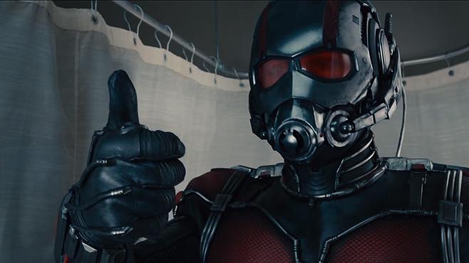 Krypton Radio 1st Look: 'Ant-Man' Trailer #1