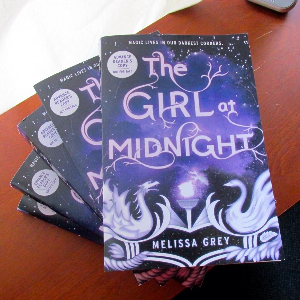 Page One: 'The Girl at Midnight'