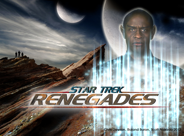 Krypton Radio 1st Look: 'Star Trek: Renegades' Official Trailer