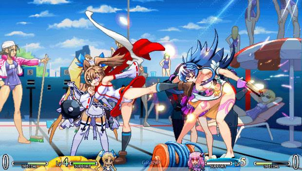 eigoMANGA Supports the Troops with the Game 'Vanguard Princess'