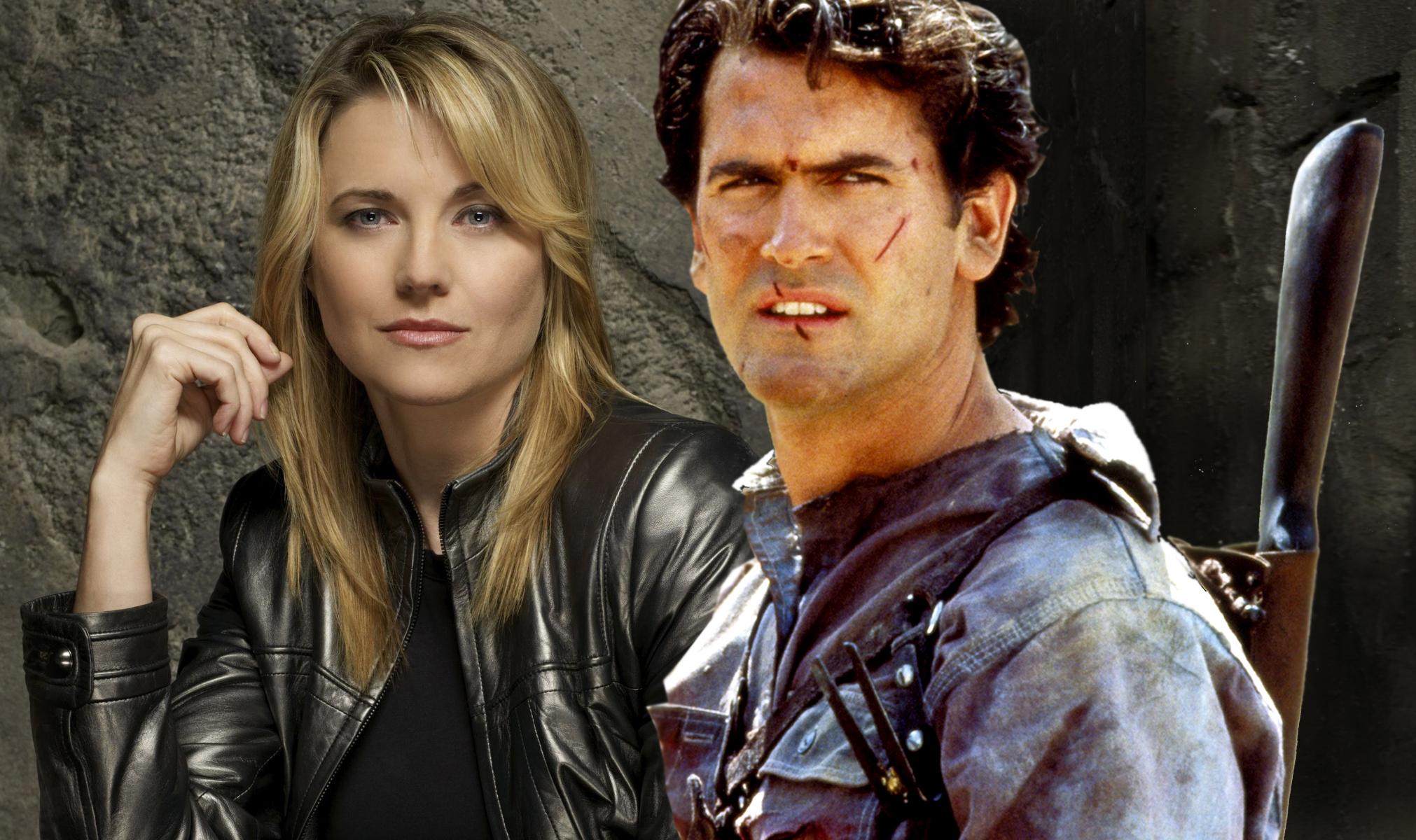 'Ash vs Evil Dead' Coming to STARZ