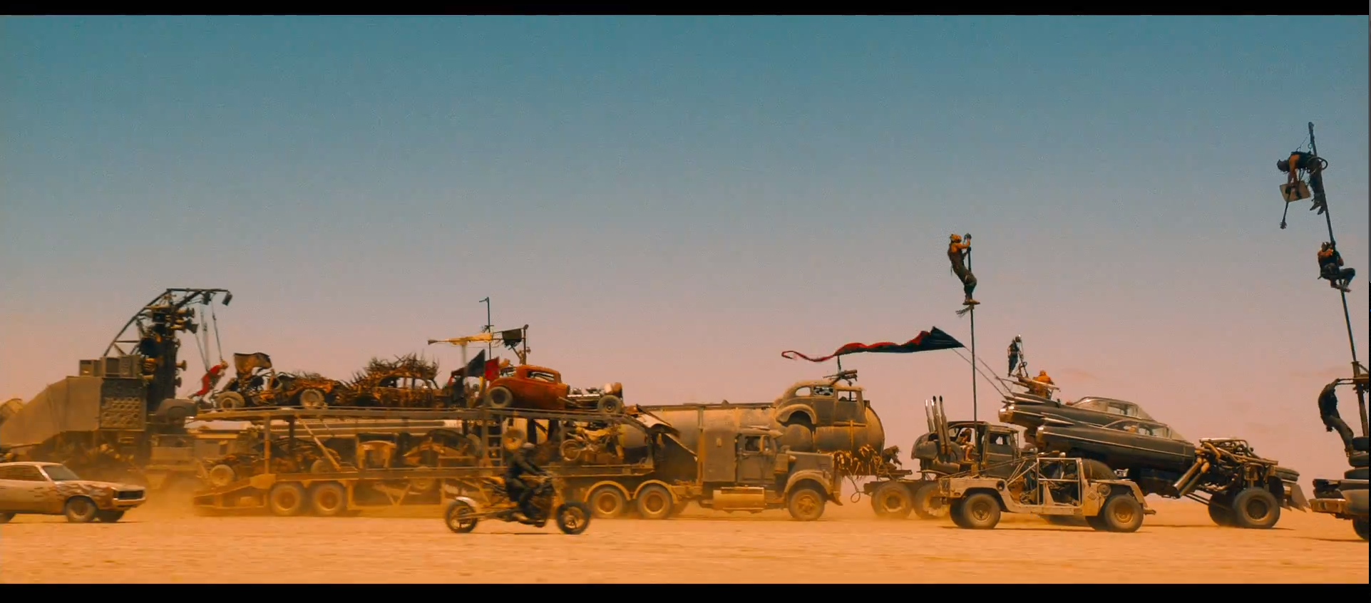 Movie Review: 'Mad Max: Fury Road'