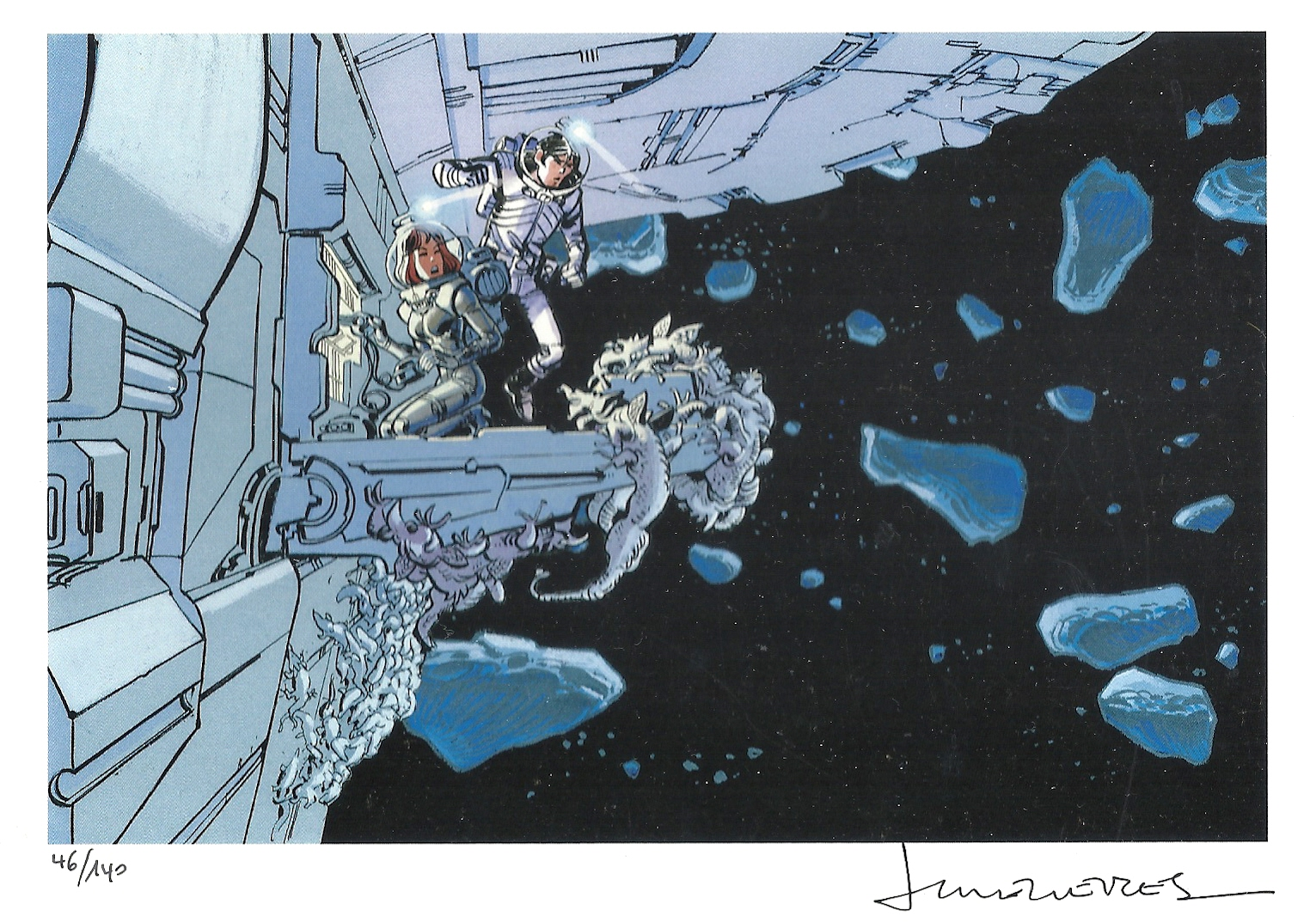 Luc Besson's Next Project: 'Valerian'
