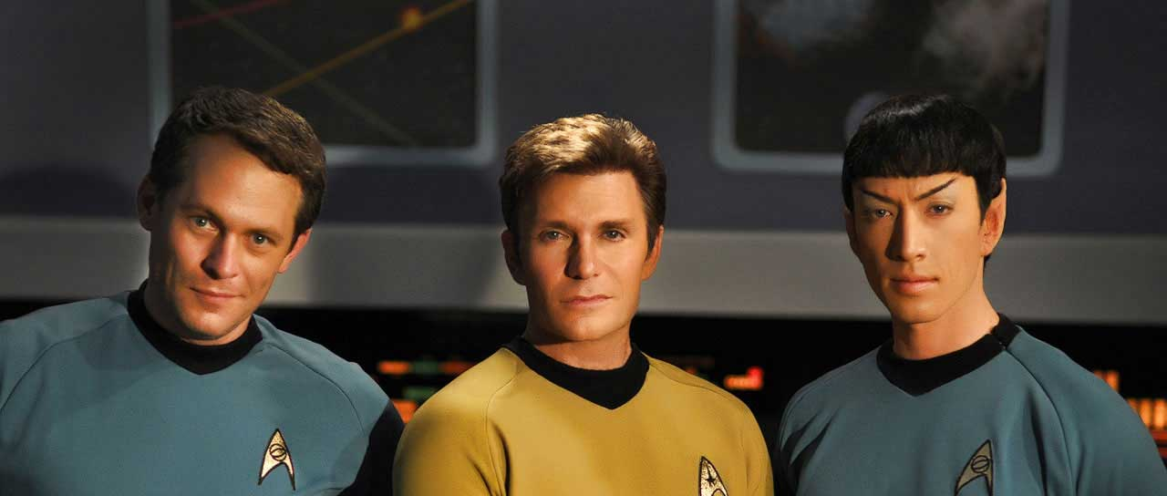 'Star Trek Continues' Releases Episode 4: 'The White Iris'