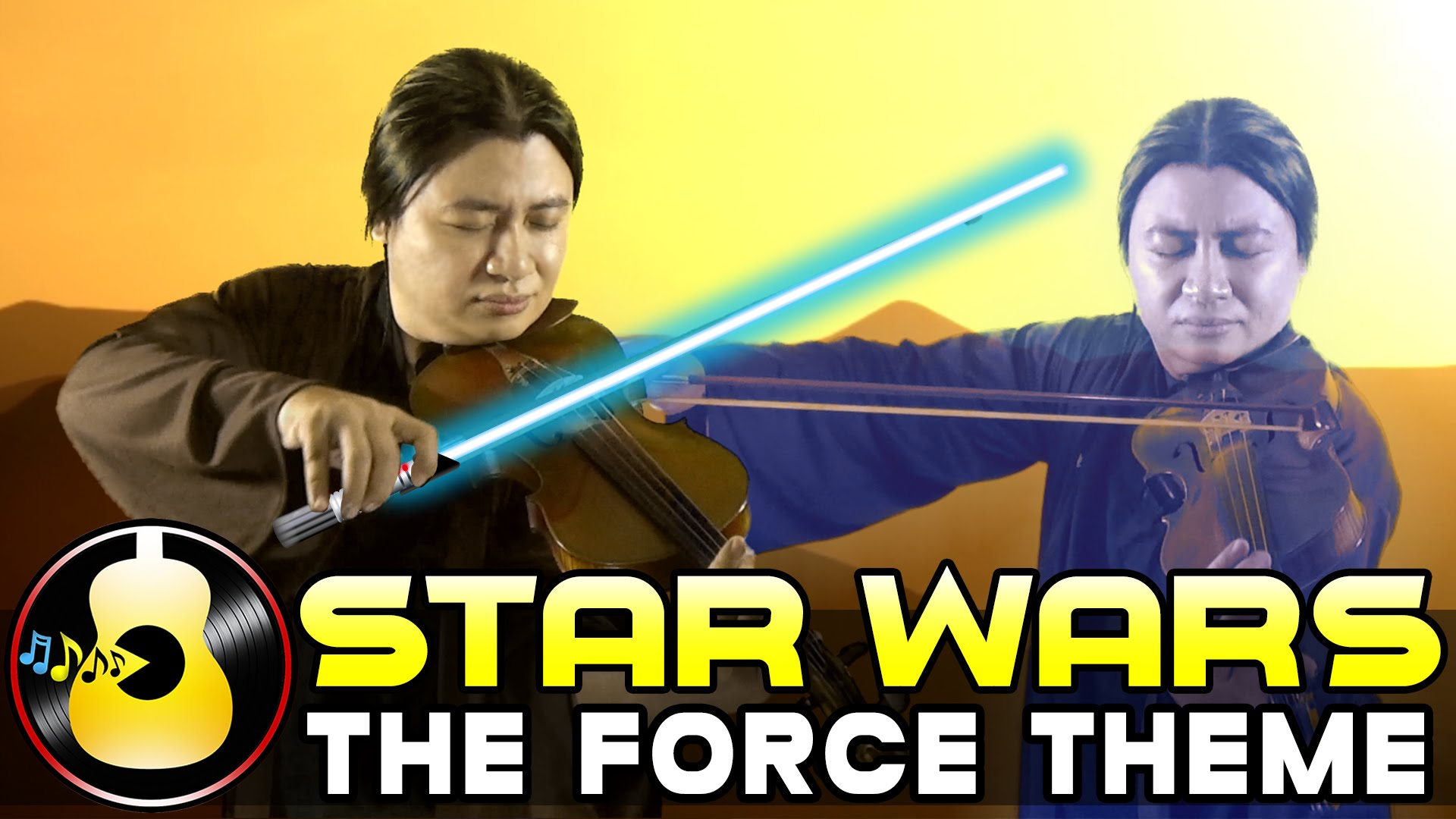 Video of the Day: 'Star Wars: A New Hope' Force Theme
