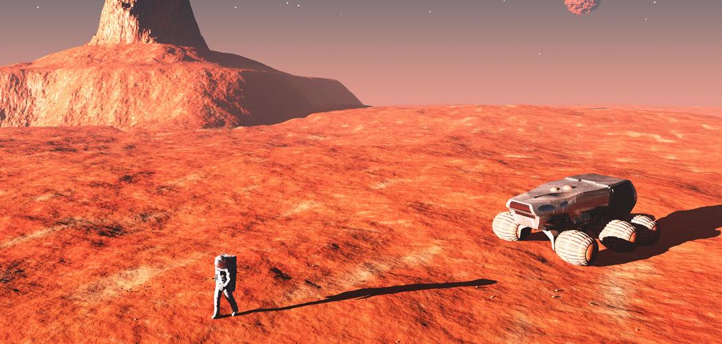 Krypton Radio 1st Look: 'The Martian'