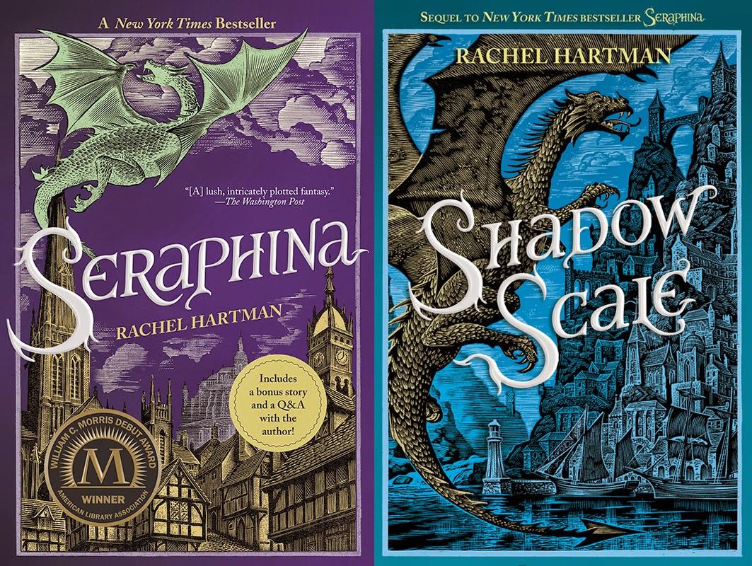On 'The Event Horizon': 'Seraphina' and 'Shadow Scale' Author Rachel Hartman