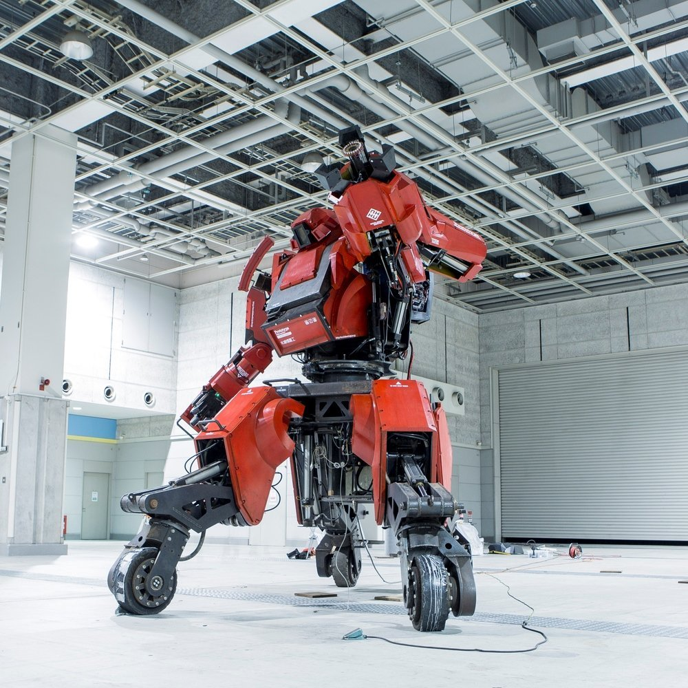 Japan Accepts American Giant Robot Battle Challenge