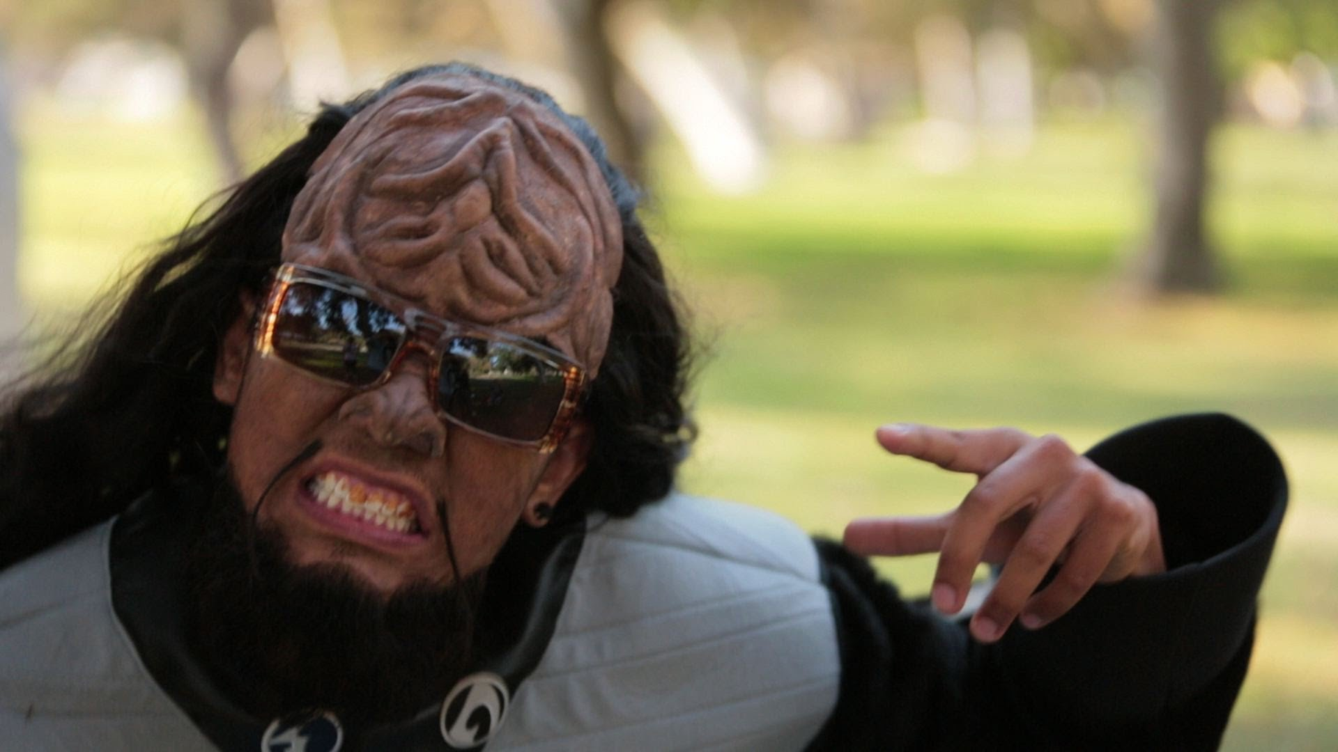 Welsh Government Releases Statement in Klingon on UFO Sightings