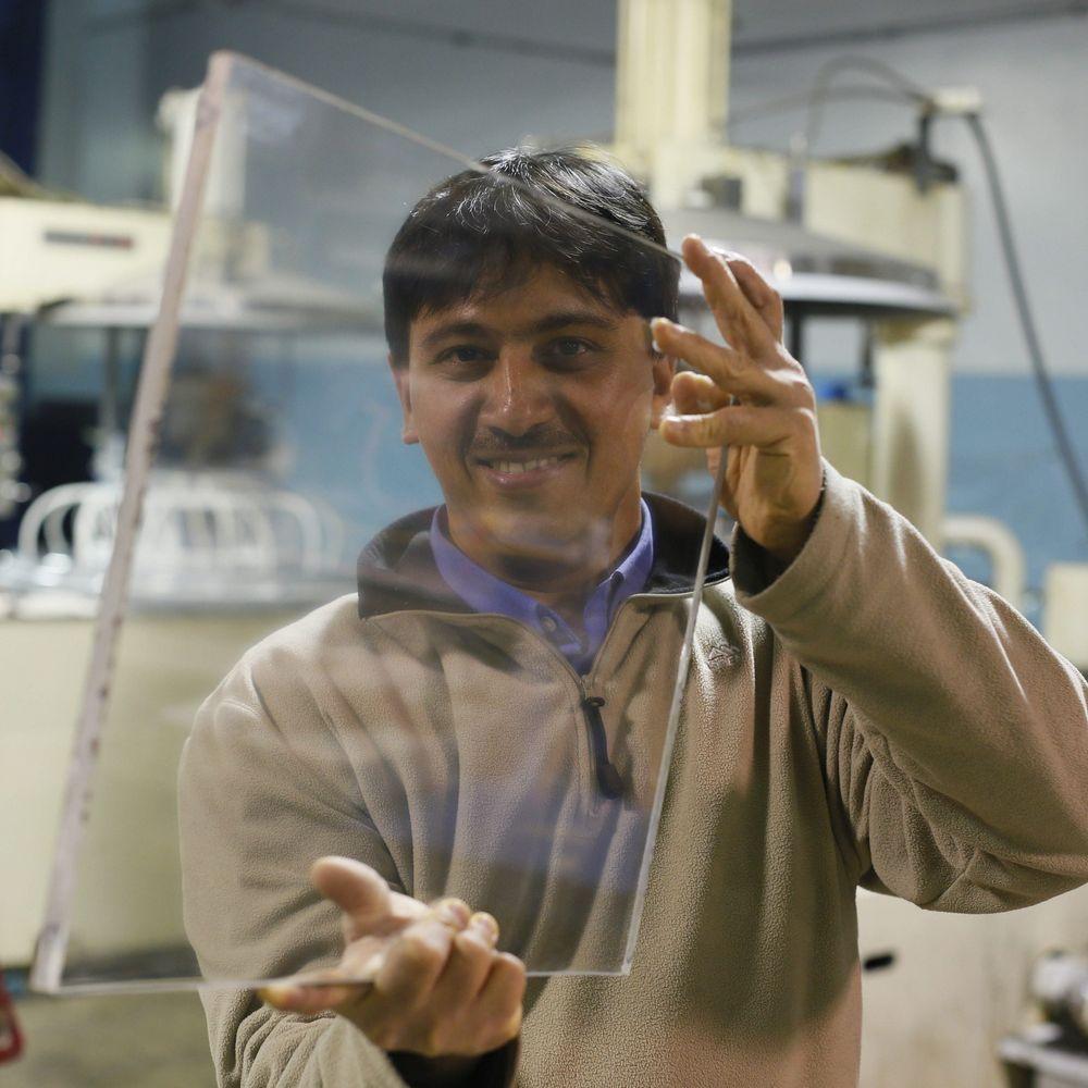 Transparent Aluminum is On Its Way – Thanks, Star Trek!