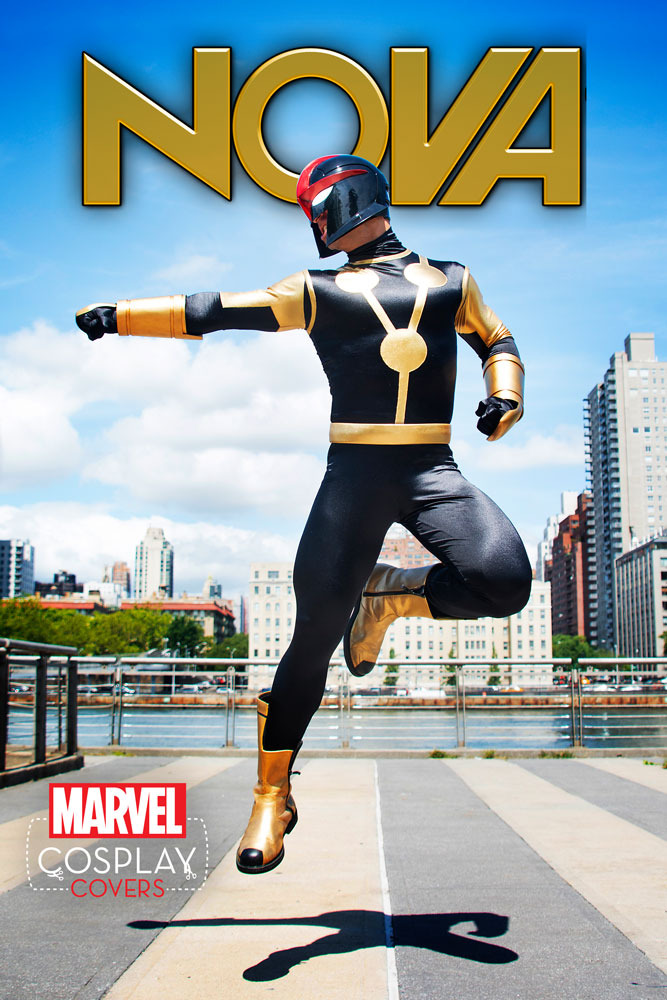 Marvel's Cosplay Variant Covers Begin October
