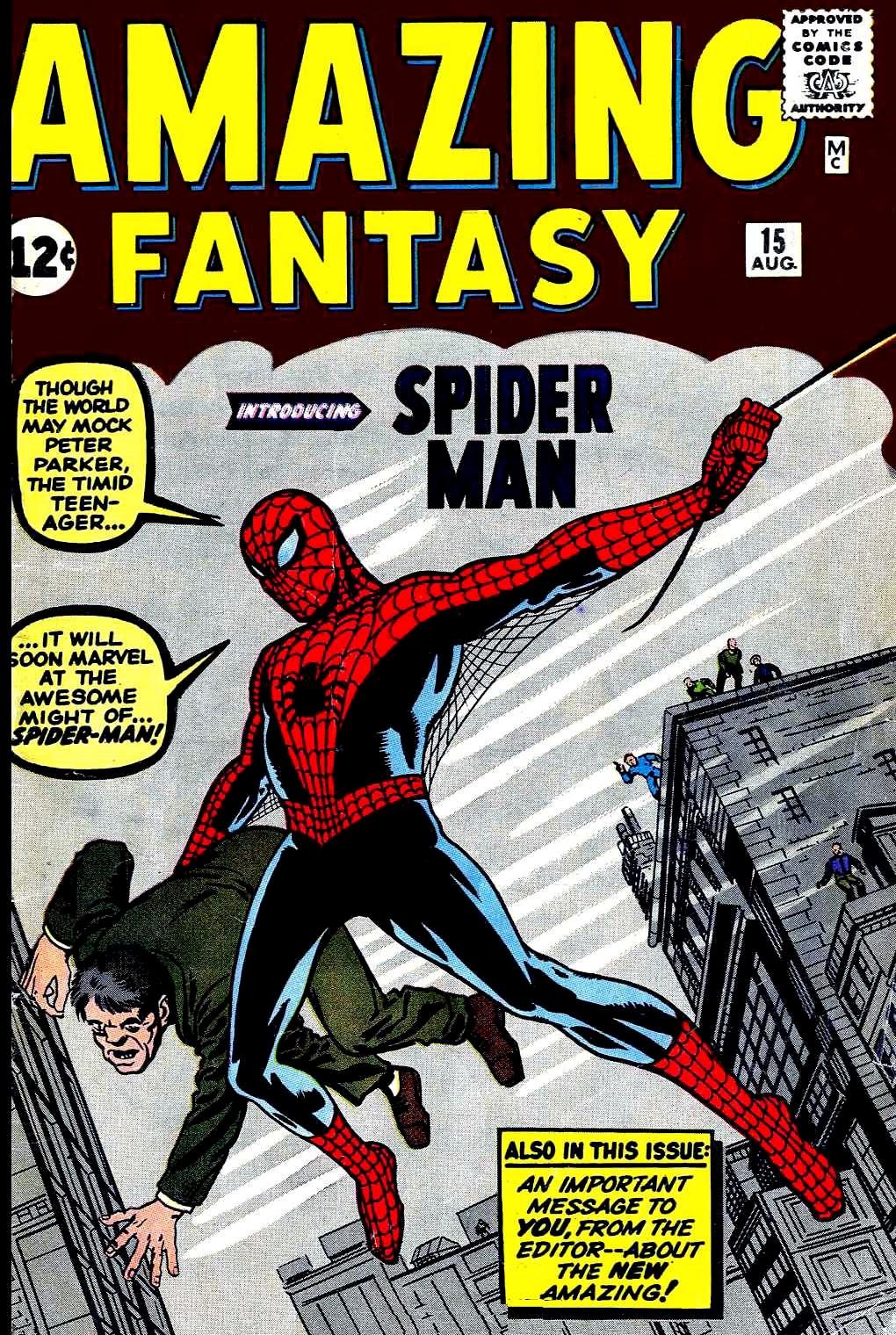 Spider-Man is 53!