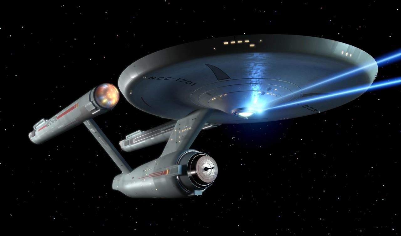 Video of the Day: Vernon Wilmer's 'Star Trek: Pump up the Volume'