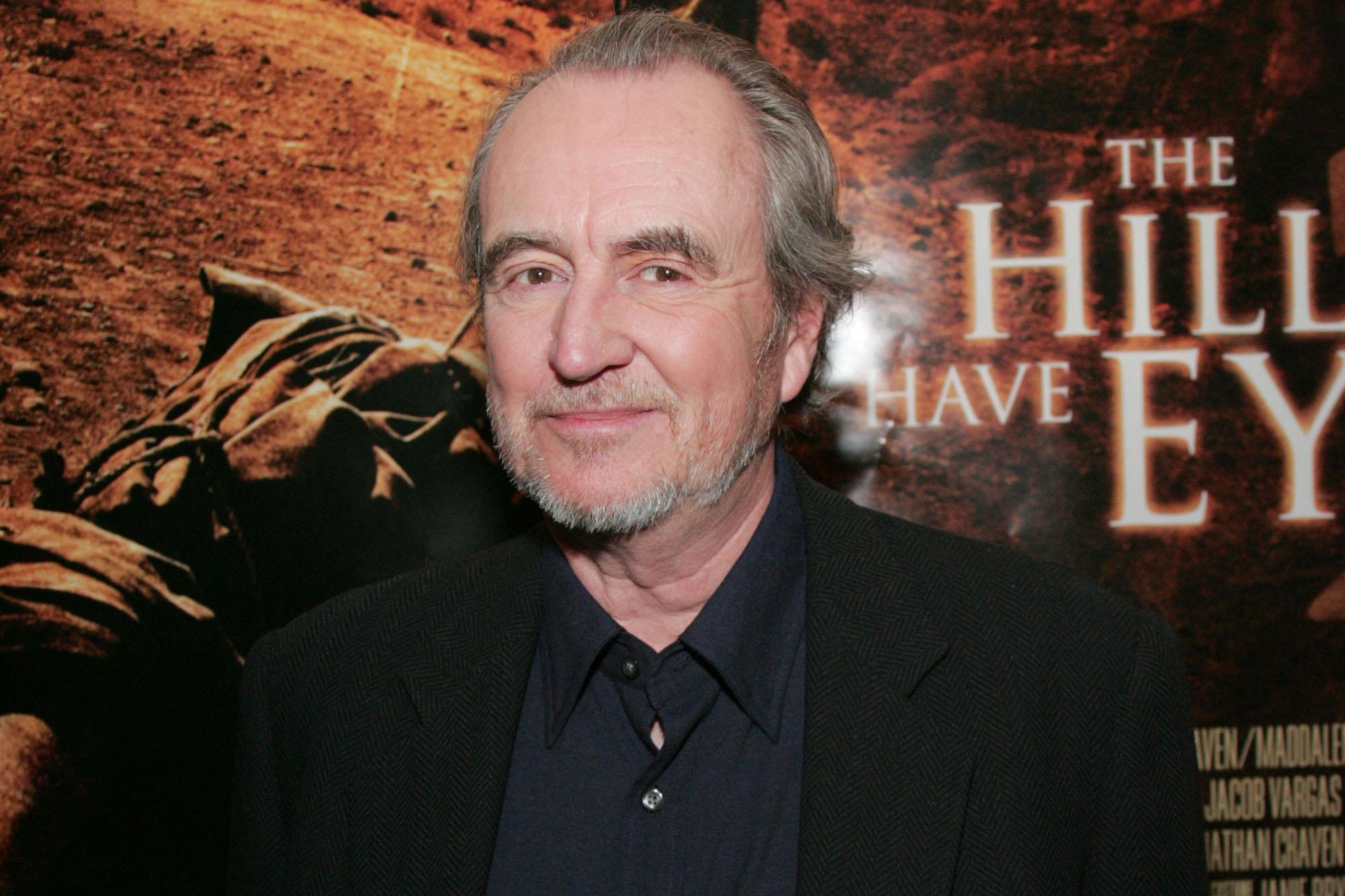 Wes Craven, 1939 – 2015