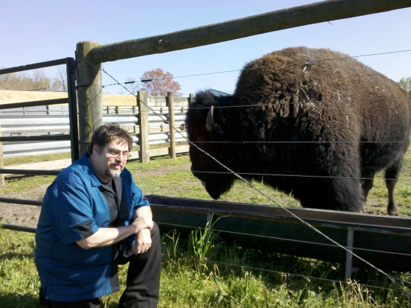 On 'The Event Horizon': Lawrence  M. Schoen, 'Buffalogenesis'