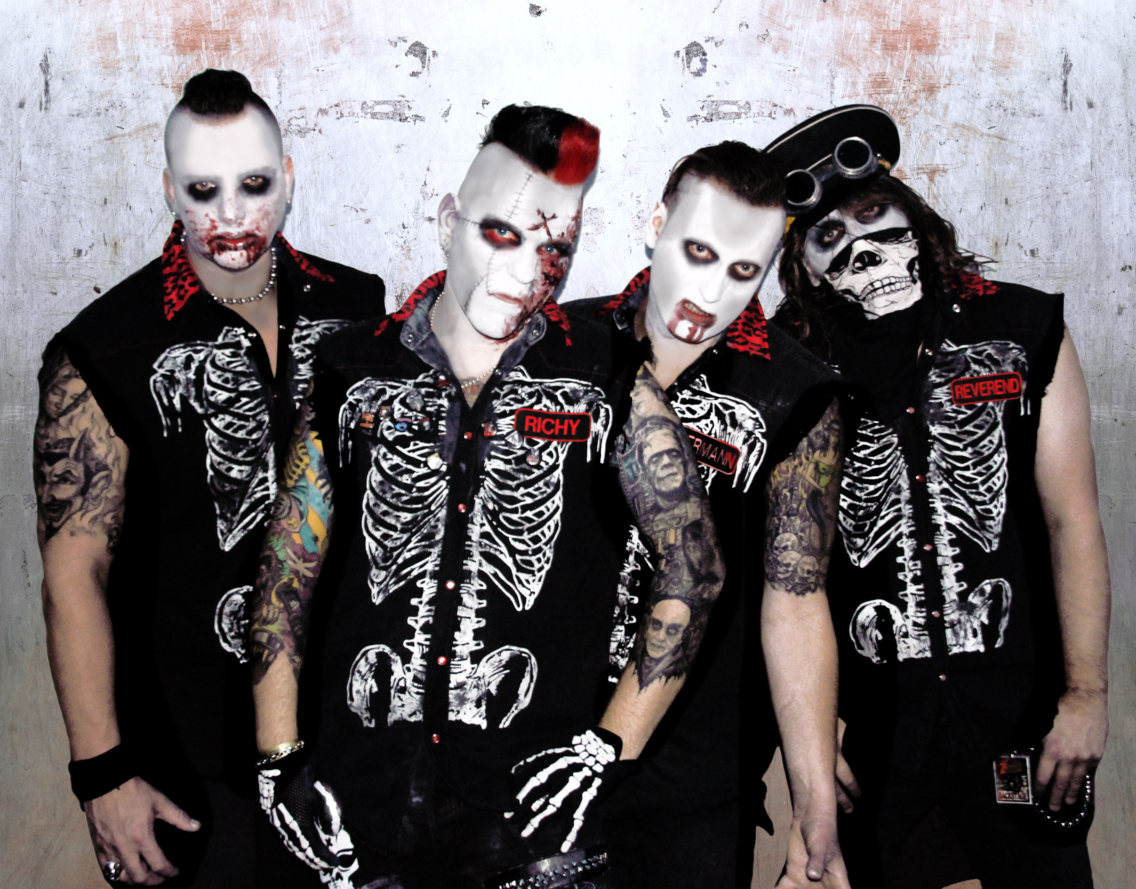 Video of the Day: 'Radioactive' by Bloodsucking Zombies from Outer Space
