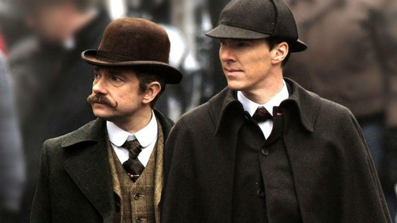 1st Look: Sherlock Holmes