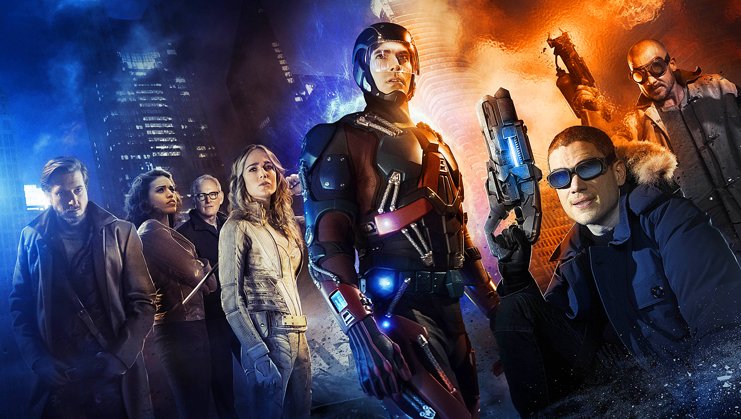 """1st Look: 'DC's 'Legends of Tomorrow"""" Trailer"""
