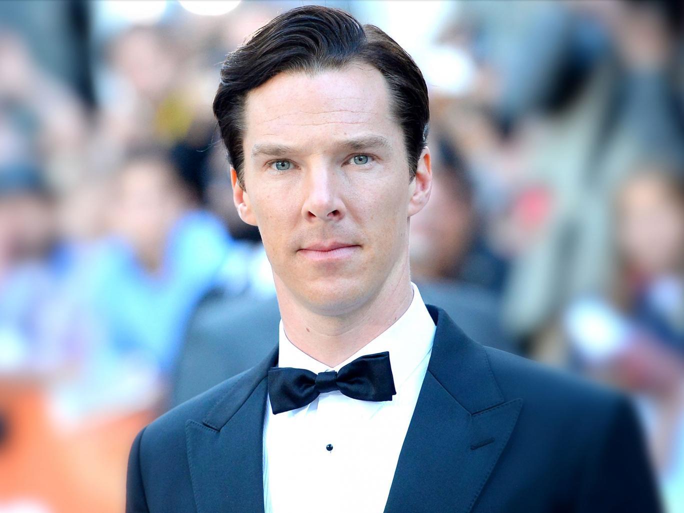 Benedict Cumberbatch Receives CBE