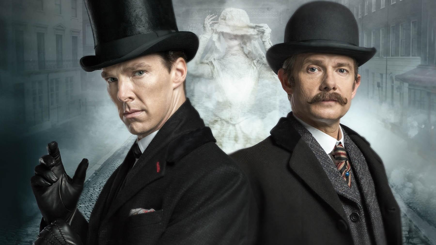 1st Look: 'Sherlock: The Abominable Bride' Trailer #3
