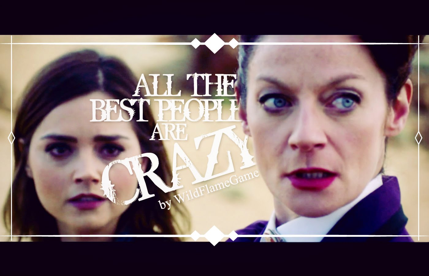 Video of the Day: A Doctor Who Fan Video, 'All The Best People Are Crazy'