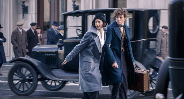 1st Look: 'Fantastic Beasts and Where To Find Them' Trailer #1
