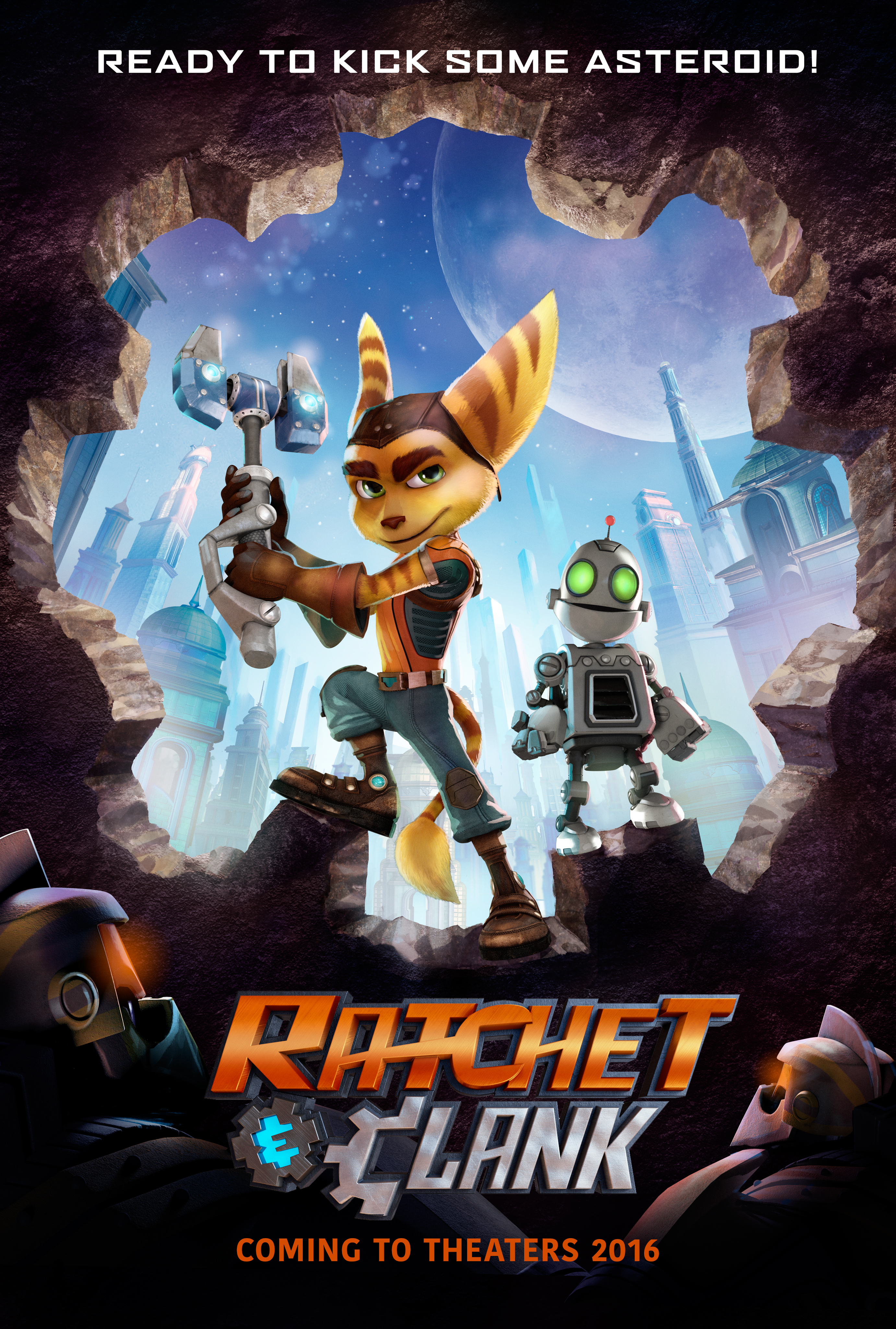 1st Look: 'Ratchet & Clank' Trailer