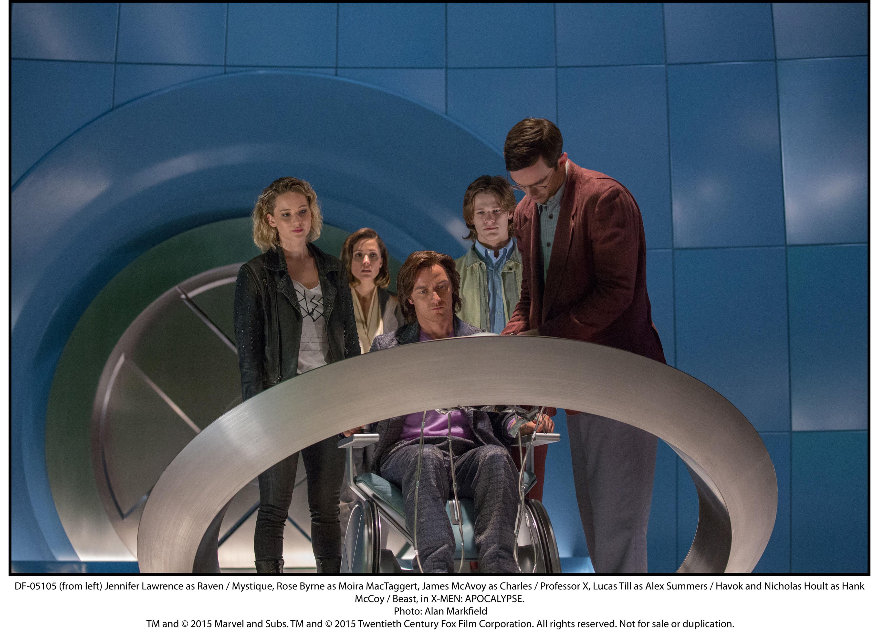 1st Look: 'X-Men: Apocalypse' Trailer #1