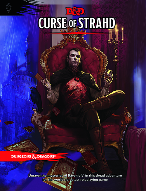 Classic Dungeons & Dragons Adventure 'Ravenloft' Resurrected for 5th Edition