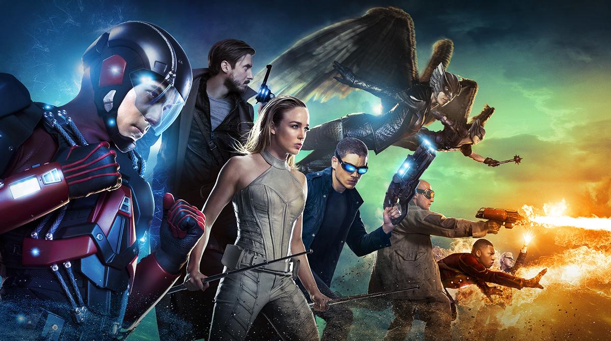 DC's 'Legends of Tomorrow' Pilot Review